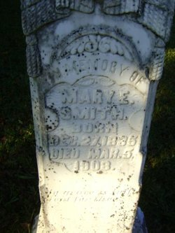 Mary Elizabeth <i>Widney</i> Smith