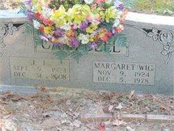 Margaret Wig <i>Gilleylen</i> Campbell