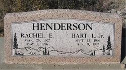 Bart Lee Henderson, Jr