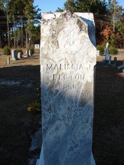 Malissa J Becton