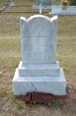 Maggie B <i>Jones</i> Bell