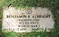 Benjamin Ralph Albright