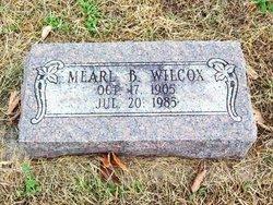 Mearl Bertha <i>Dahnke</i> Wilcox