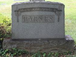 George W Barnes, Jr