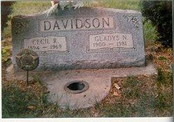 Gladys N Davidson