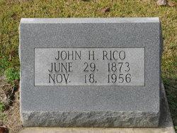 John H. Rico