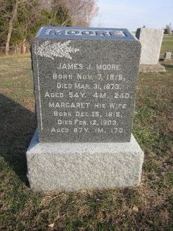 James J Moore
