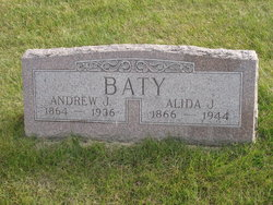 Andrew Jackson Baty