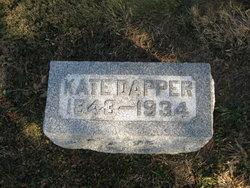 Katherine Katie <i>Falter</i> Dapper