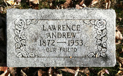 Lawrence H Andre Andrew