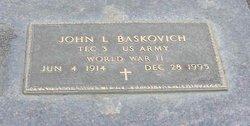 John Louis Baskovich