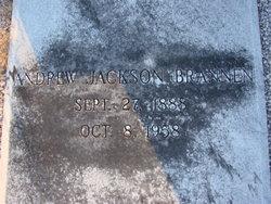 Andrew Jackson Brannen