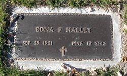 Edna Florine <i>Bennett</i> Halley