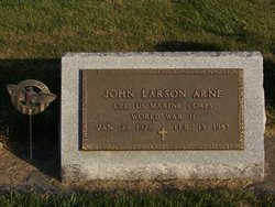 John Larson Arne