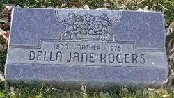 Della Jane <i>Williams</i> Rogers