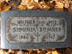 Sidonia J <i>Halper</i> Bomher