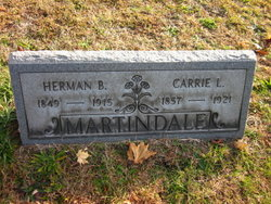 Herman B. Martindale