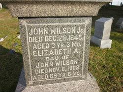 John Wilson, Jr
