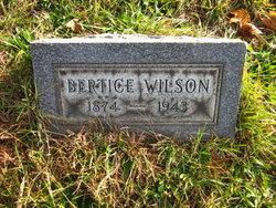 Bertice Wilson