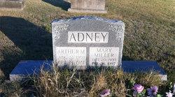 Mary Etta <i>Miller</i> Adney