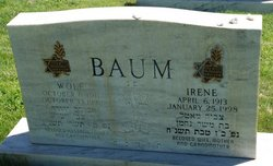 Irene Baum