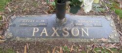 Virginia H Paxson