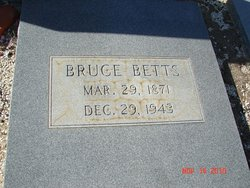 William Bruce Betts, Sr