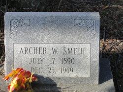Archer W Smith