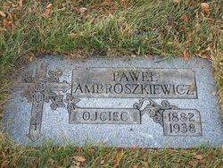 Paul Pawel Ambroszkiewicz
