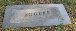 Effie <i>Alfrey</i> Rogers