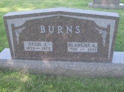 Blanche A. <i>Strom</i> Burns