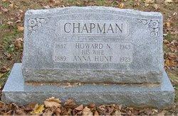 Anna <i>Hunt</i> Chapman