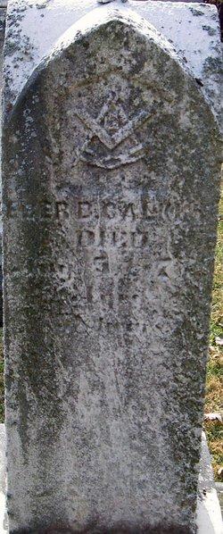 Eber D Calkins