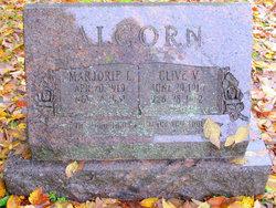 Marjorie Lillian <i>Edmunds</i> Alcorn