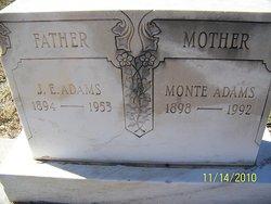 Monte Adams