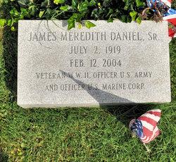 James Meredith Daniel, Sr