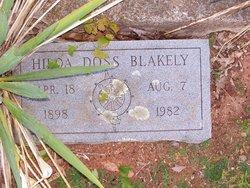 Hilda <i>Doss</i> Blakely