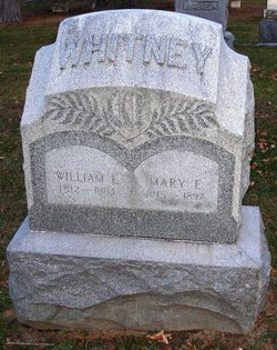 Rev William E. Whitney