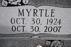 Myrtle <i>Durley</i> Adkison