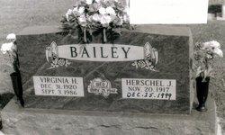 Virginia Helen <i>Ross</i> Bailey