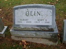 Mary Adeline <i>Dorsey</i> Olin