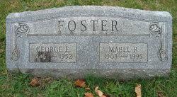 George E Foster