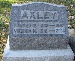 Virginia N Axley