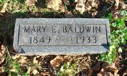 Mary Elizabeth <i>Clardy</i> Baldwin