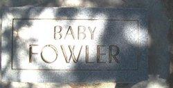 Baby Fowler