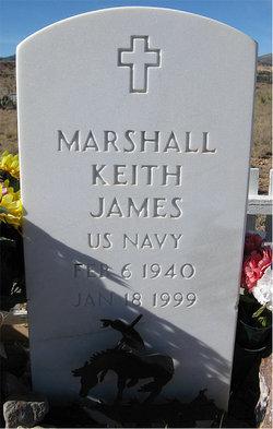 Marshall Keith James