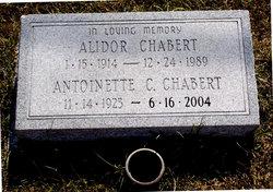 Antoinette <i>Collins</i> Chabert