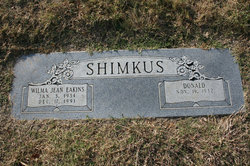 Wilma Jean <i>Eakins</i> Shimkus