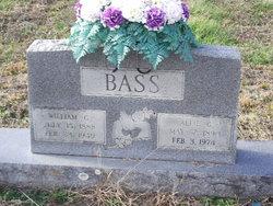 Allie G Bass
