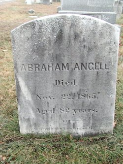 Abraham Angell, Jr